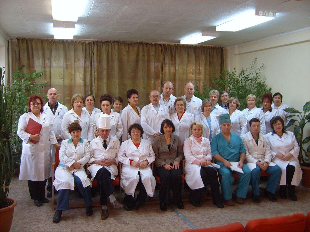 Детская больница ачинск вакансии