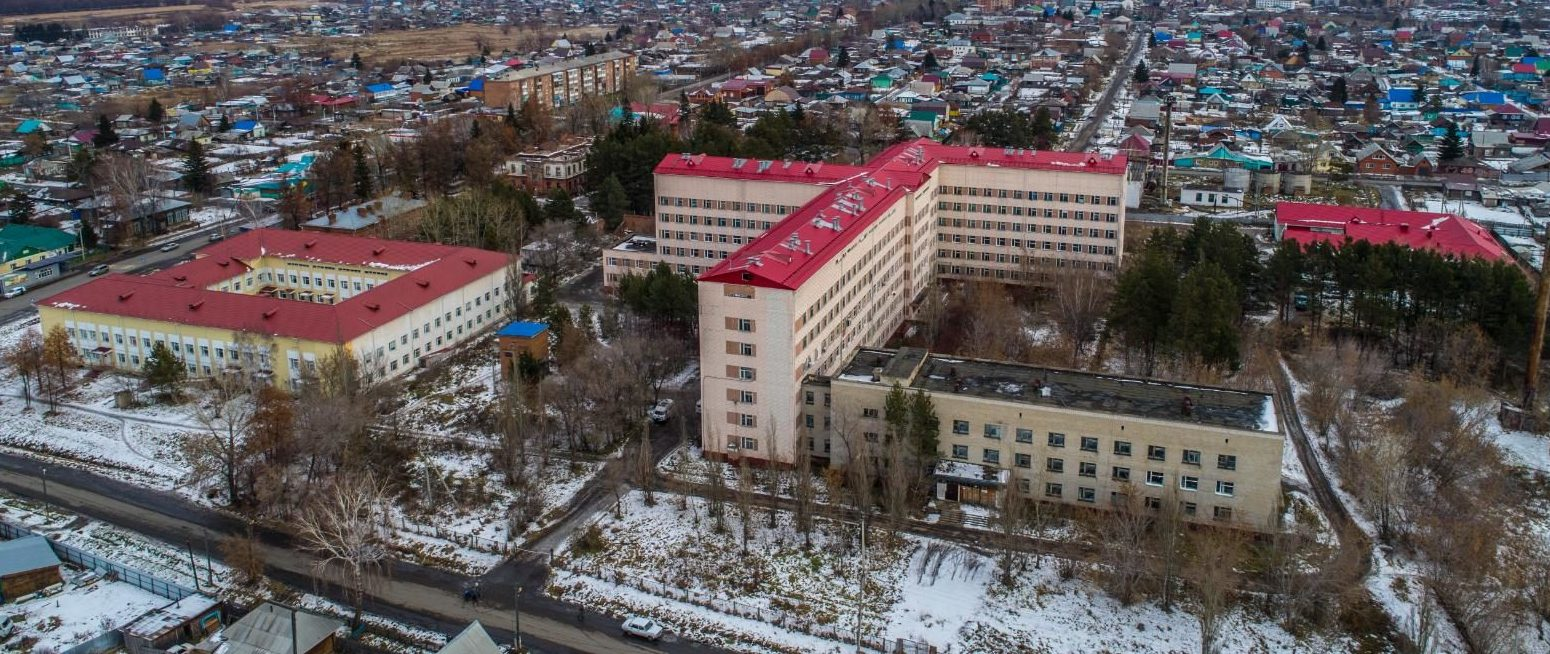 Больницы городская сибай